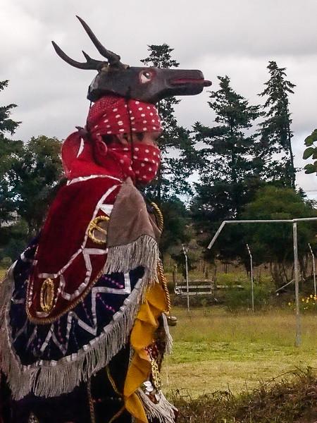 Santa Cruz Quiche - Deer Dance