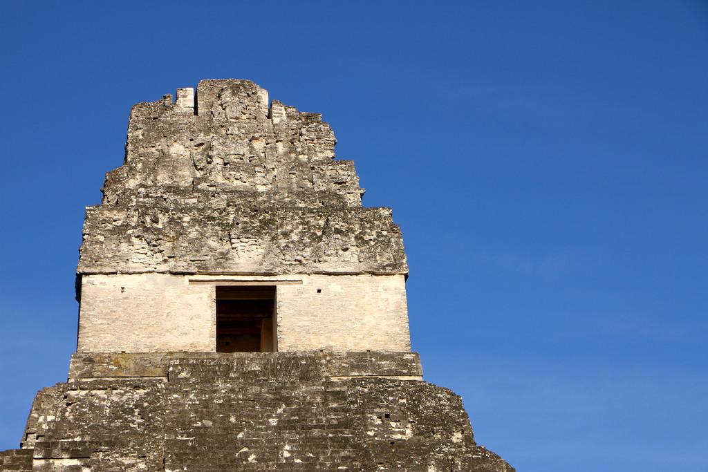 Mayan ruins guatemala