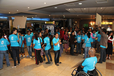 Anti-Human Trafficking Campaign Launch in Guatemala
