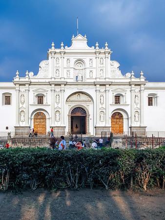 Catedral de San José in Antigua, Guatemala