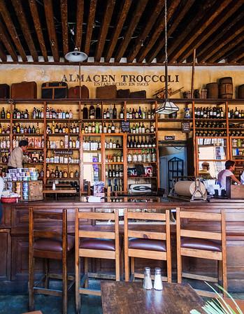 Almacen Troccoli Restaurant in Antigua, Guatemala