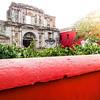 Compania de Jesus ruins in Antigua, Guatemala