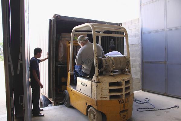 Forklift older than it's driver.