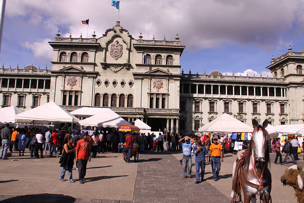 Central Square is part of the older part of the city.