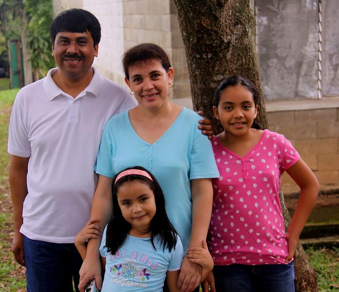 Castillo family CCMay2010CCTeam tres May2010