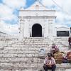 Church of El Calvario in Chichicastenango, Guatemala
