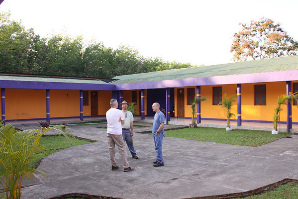 Center Square of DAR orphanage.