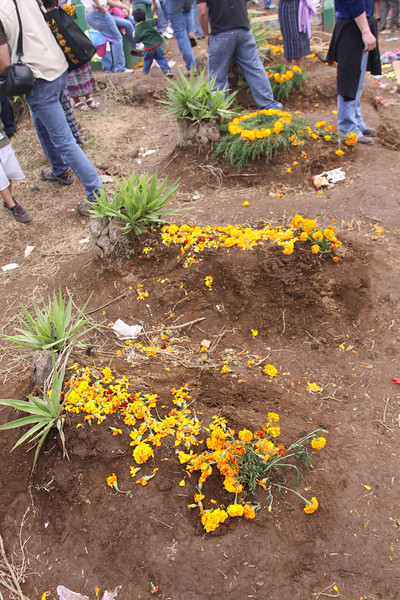 There was an abundance of little graves.  One of the reasons why Vine International is here in Guatemala.  The ministries we serve often make a rapid change in infant mortality in the villages they serve