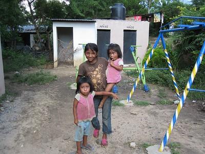 El Jurgallón School playground