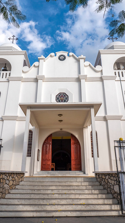 Flores Guatemala: Flores Cathedral Nestra Senora de Los Remedios