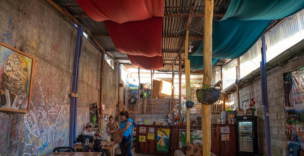 Flores Guatemala: Legumbres Mayas Vegetarian and Vegan Restaurant