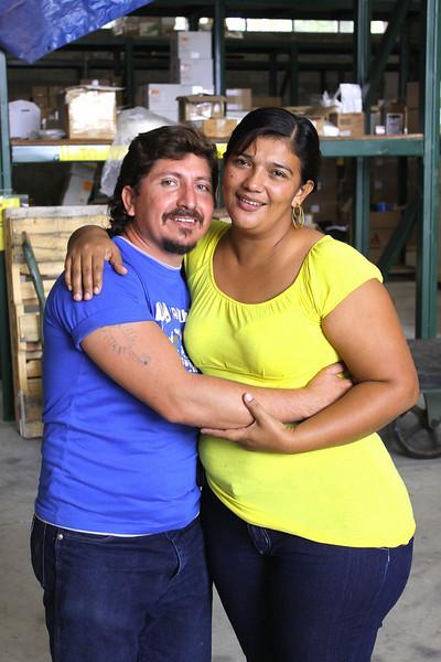 sonia and Roberto