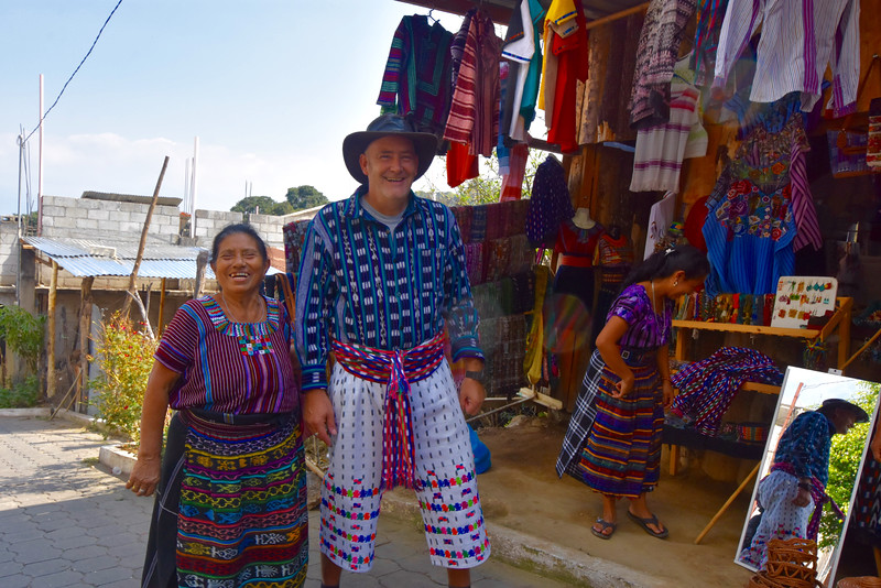 San Juan, Lake Atitlan, Sololá, Guatemala