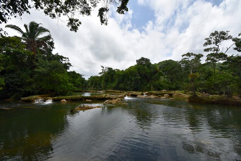 Balneario Las Posas, Petén, Guatemala