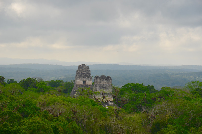 Tikal, Petén, Guatemala