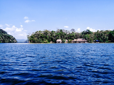Rio Dulce River