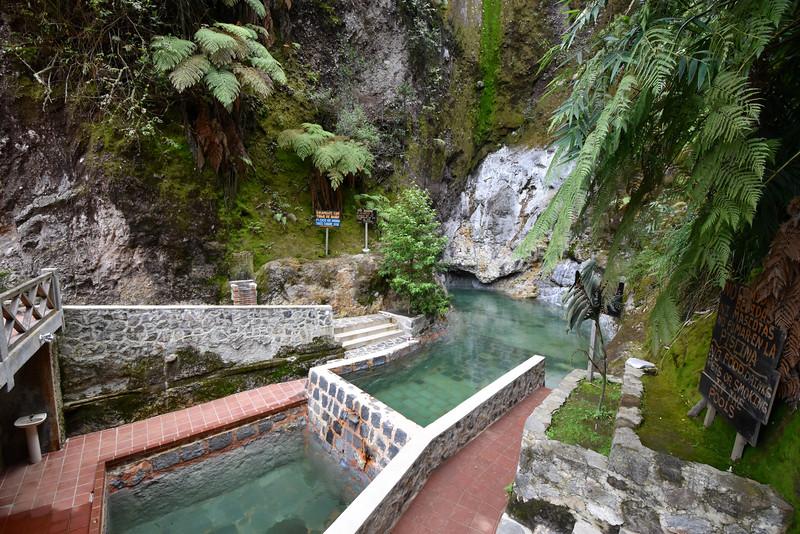 Fuentes Georginas, Quetzaltenango, Guatemala