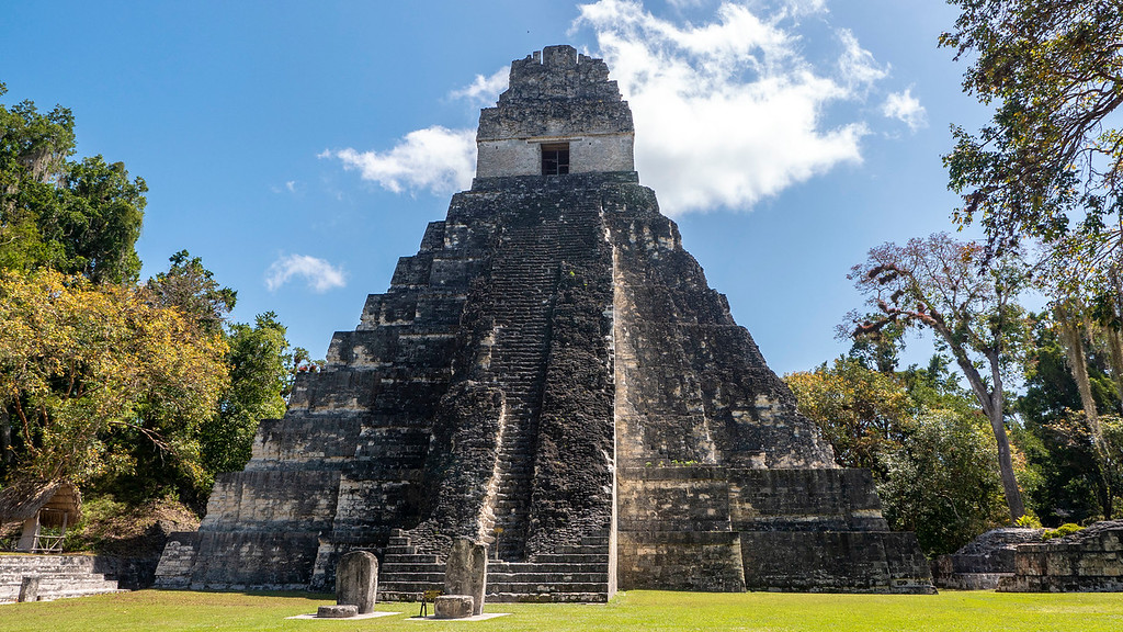 8 Unique Holiday Destinations - Peten, Guatemala (Tikal)
