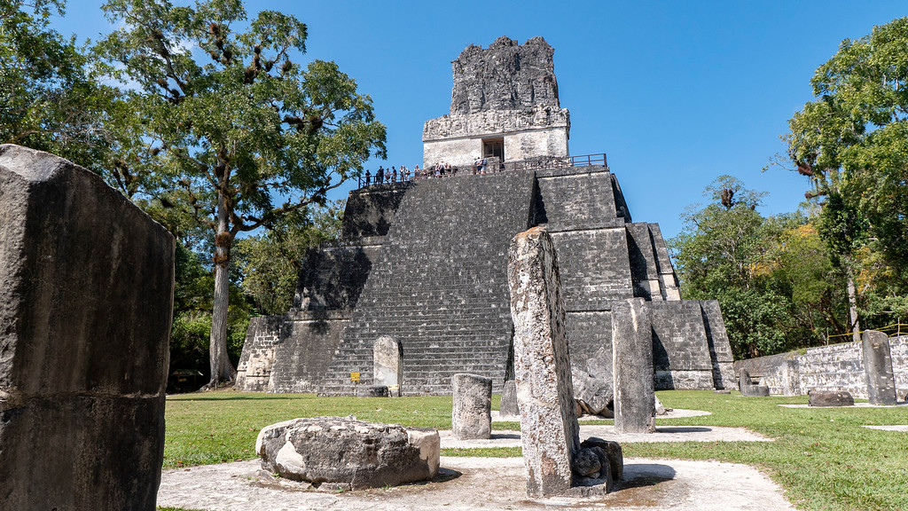The Ultimate Guide to Visiting the Tikal Maya Ruins - Tikal Temples and Mayan Ruins