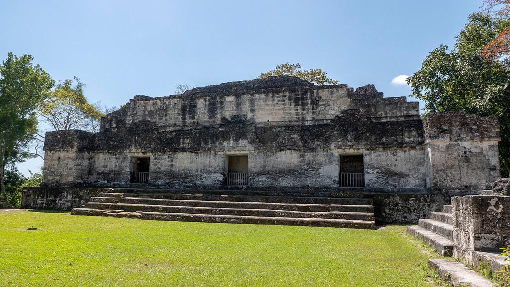 Tikal Guatemala: Central Acropolis