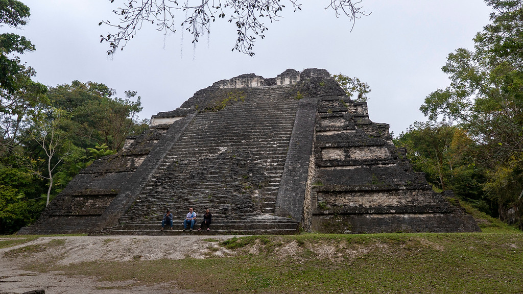 Tikal National Park: Lost World Great Pyramid