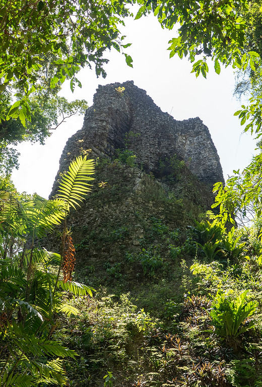Tikal in Guatemala - Tikal ruins and temples