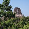 Mayan temple in Tikal, Guatemala