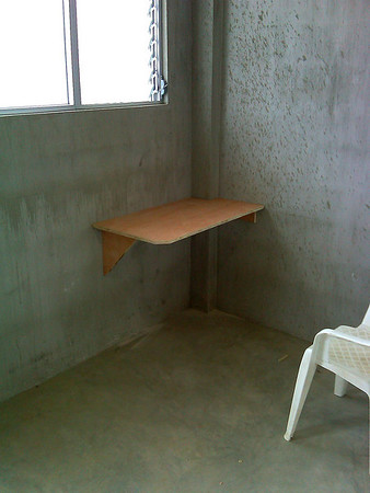 another writing desk.
