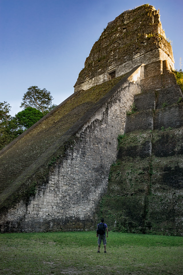 In Awe of Tikal