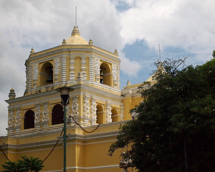 Iglesia de Merced (Church of Mercy) Antigua