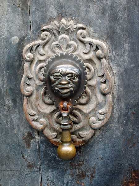 Door knockers Antigua