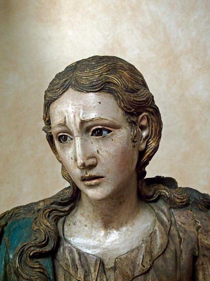 Mary Magdalene Figure from a Pieta