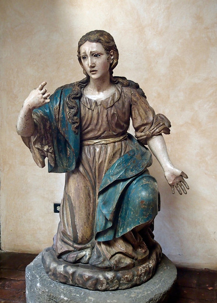 Mary Magdalene Figure from a Pieta