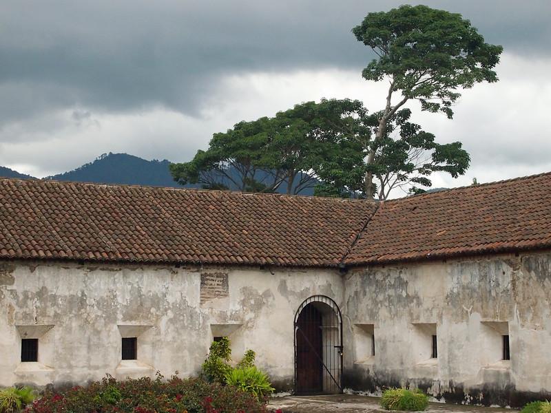 Capuchin Convent, Antigua