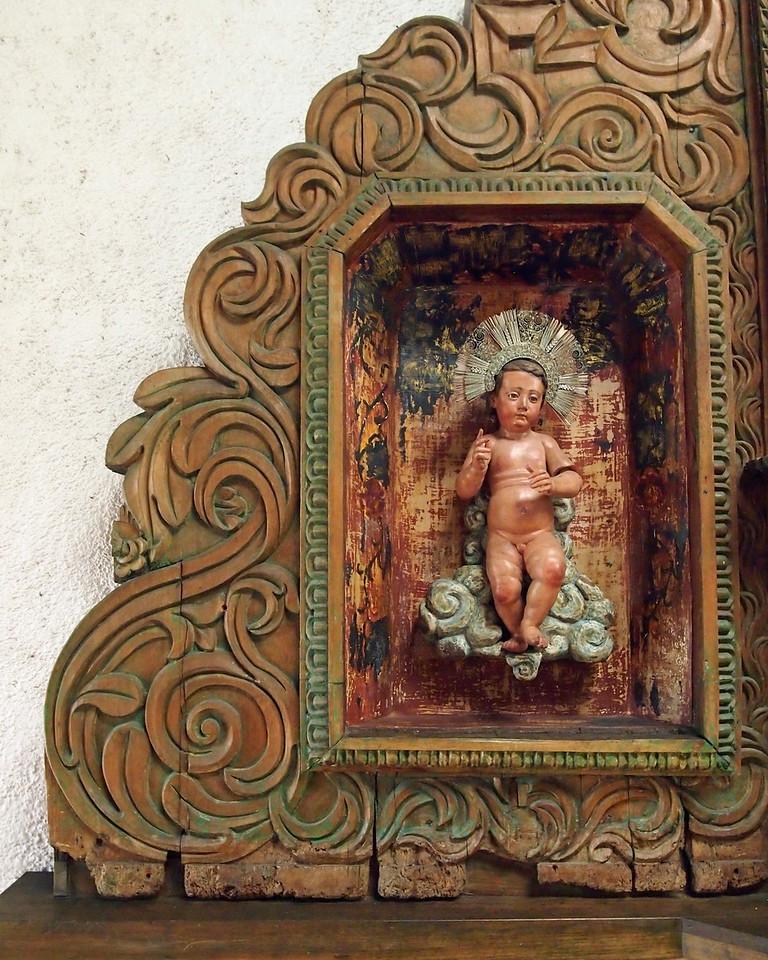Christ Child Casa Santo Domingo