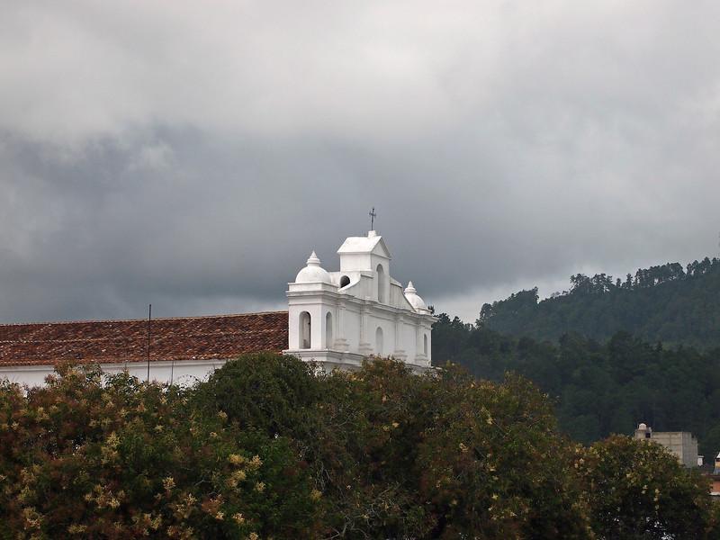Iglesia Santo Tomas, Chichicastenango 1540