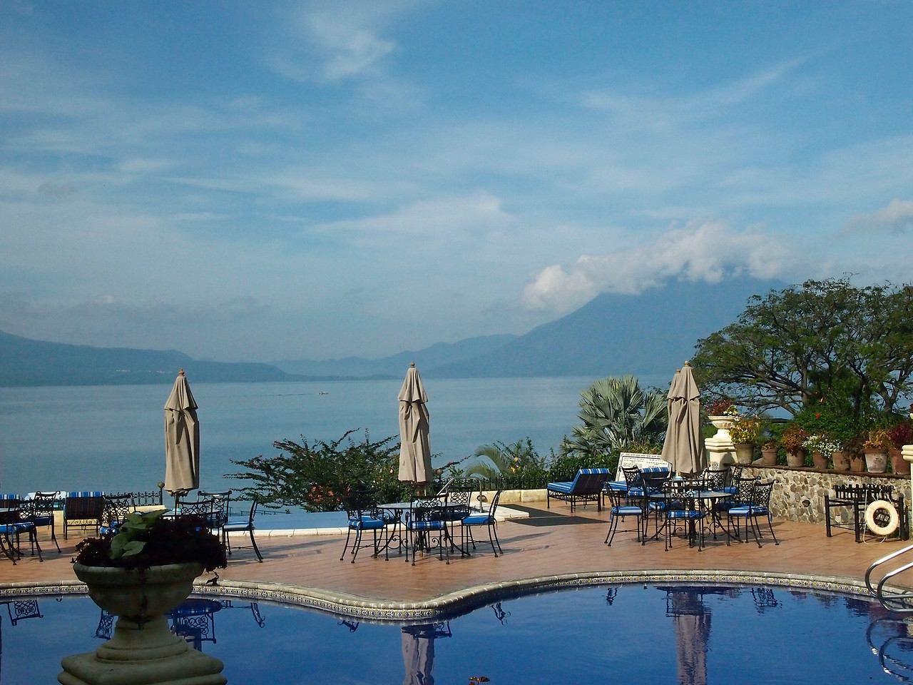 Lake Atitlan and Volcan San Pedro