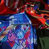 Guatemalan textile crafts.