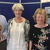 2017 Mixed Pivot Teams winners - Peter Baxter, Agnes Baxter, Janet Latham, Ted Latham