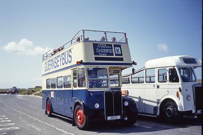 Guernseybus 018 Guernsey Jun 92