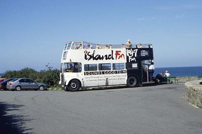 Guernseybus 015 Pleinmont 3 Sep 97