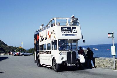 Guernseybus 015 Pleinmont 4 Sep 97