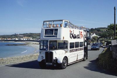 Guernseybus 015 Pleinmont 2 Sep 97
