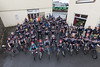 30in30 Cycle Riders outside Ian Brown's Cycle Shop