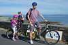 Rock to Rocque Bike Ride father daughter tag-along Rocquaine 240515 ©RLLord 2567 smg