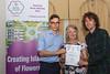 Floral Guernsey Awards Herm Island Silver Gilt 080916 ©RLLord 2283 smg