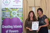 Floral Guernsey Awards Judge Sue Wood Caroline Langford Special Commendation 080916 ©RLLord 2246 smg