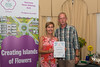 Floral Guernsey Awards Vale Douzaine room Silver Gilt Denise Cohu Brett Moore 080916 ©RLLord 2224 smg
