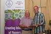 Floral Guernsey Awards St Martin wins Douzaine room competition John Garnham Brett Moore 080916 ©RLLord 2227 smg