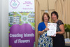 Floral Guernsey Awards Ann Wragg Sue Wood for Chris Lynne Elliott special commendation 080916 ©RLLord 2251 smg